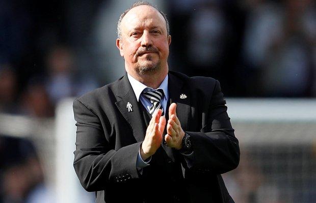 Benitez comments on Liverpool-Manchester City title race clash