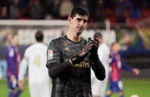 Courtois confident Madrid do not need January window