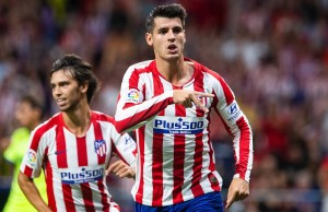 Diego Simeone Squashes Timo Werner Rumours By Backing Alvaro Morata