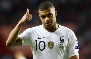 Mbappe honored by Messi consideration