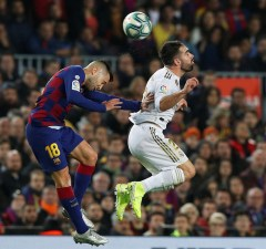 Real Madrid vs Barcelona Head To Head Results & Records (H2H)
