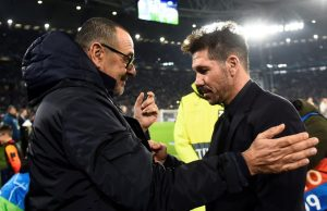 Sarri disappointed by Juve display