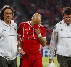 Top 10 Most Injury Prone Footballers of All Time!