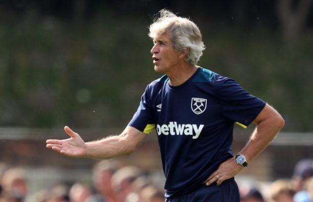West Ham sack coach Manuel Pellegrini following Leicester City defeat