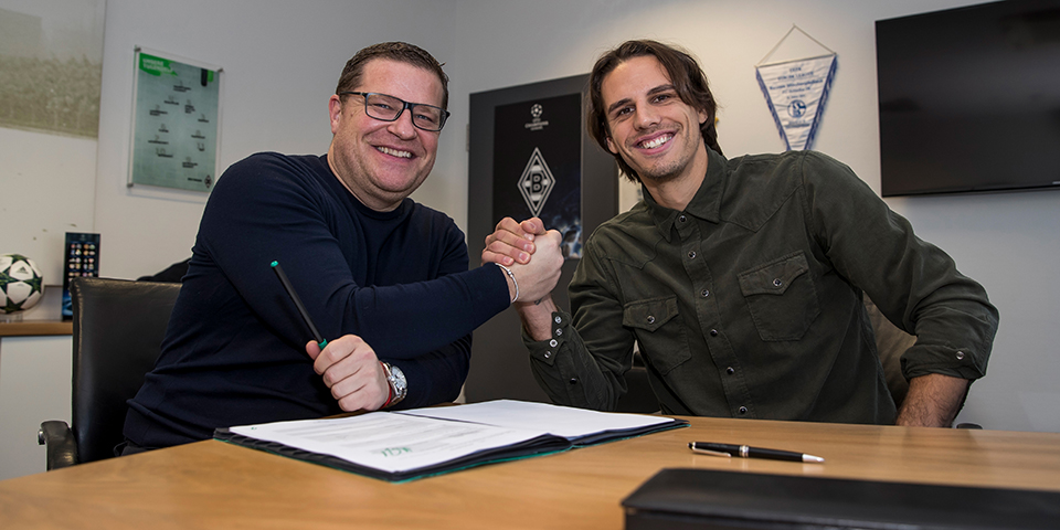 Yann Sommer signs new Borussia Monchengladbach contract