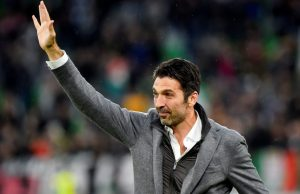 Buffon does not aspire to be a role model