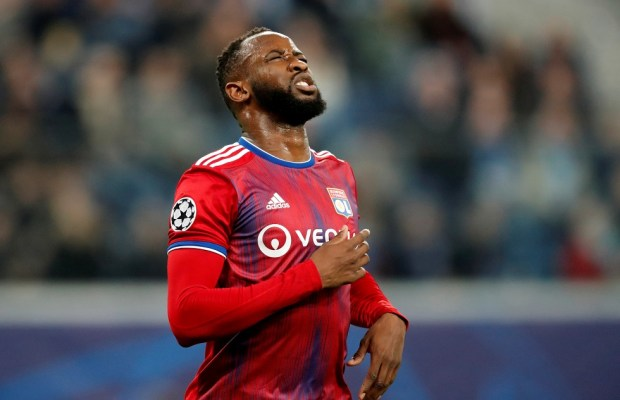 Lyon rule out January exit for Chelsea target Moussa Dembele