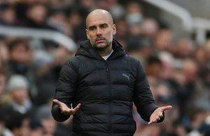Pep Guardiola is careful about Laporte