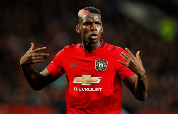 Pogba asked to clear up Real Madrid move rumours and Man United future