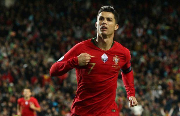 Ronaldo is a crazy, crazy guy