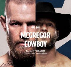 UFC 246 live stream free: Conor McGregor vs Donald Cerrone UFC fight streaming free!