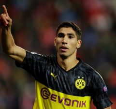 Achraf Hakimi Just Wants To Play As Real Madrid Return Closes In