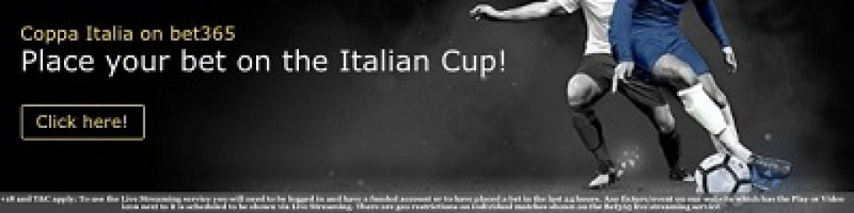 Coppa Italia Fixtures Today - Time, Date, Results 2020