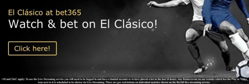 El Clasico Statistics Information: All-time record for El Clasicos
