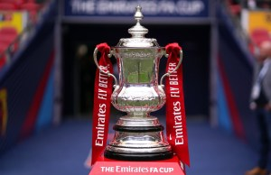 FA Cup Live Scores, Games, Live Streaming And TV!