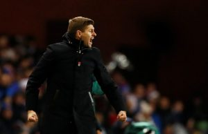 Gerrard is curious to see what will happen to Man City next