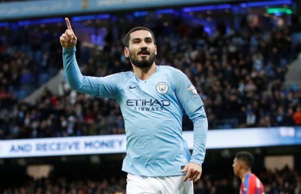 Gundogan opens up about choosing Man City over Liverpool