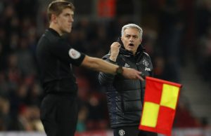 Jose furious with refs after lucky win over City
