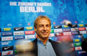 Jurgen Klinsmann Leaves Hertha Berlin After Just Three Months