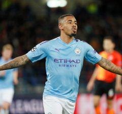Juventus keeping tabs on Manchester City striker Gabriel Jesus