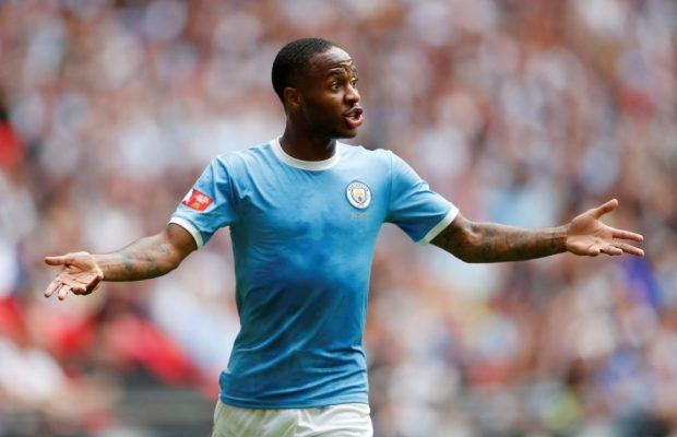 Real Madrid interested in making summer move for Man City's Raheem Sterling