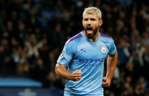 Real Madrid keep an eye on Sergio Aguero after Manchester City ban