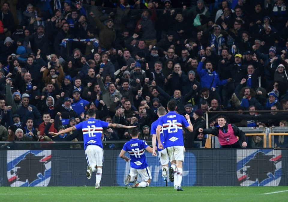 Sampdoria Players Salaries 2020