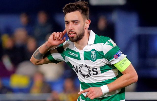 The reason Tottenham failed to sign Bruno Fernandes in January