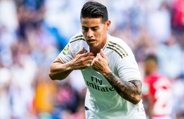 Why it is complicated for James at Real Madrid