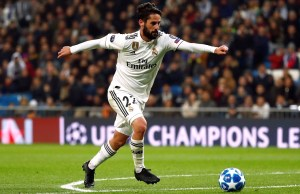 Zinedine Zidane Hails Isco But Wants More Goal From Him