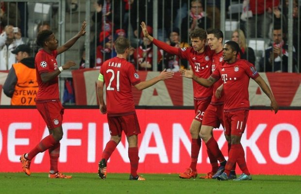 City favorites to sign Bayern Munich's wantaway star