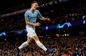 Phil Foden Already Picked To Replace David Silva At Manchester City