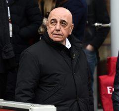 Adriano Galliani: New season should be from February to October