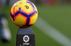 La Liga to be played behind closed doors until March 2021