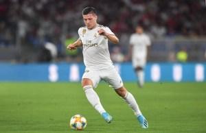 Luka Jovic Plans On Succeeding At Real Madrid Despite Exit Rumours