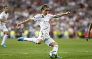 Modric was close to AC Milan