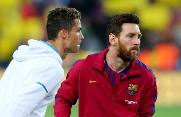 Rooney casts his vote in Messi vs Ronaldo