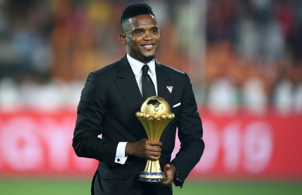 Samuel Eto'o net worth: What is Samuel Eto'o's net worth?