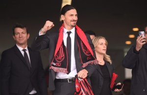 Zlatan Ibrahimovic to stay in Serie A but not with AC Milan