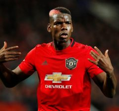 Real Madrid to offer four players for Paul Pogba
