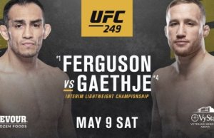 UFC 249 Date, Time, Location, PPV When Is Tony Ferguson vs Justin Gaethje All Info Provided!