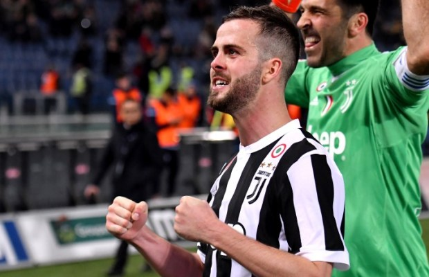 OFFICIAL: Miralem Pjanic Completes Barcelona Move For €60m