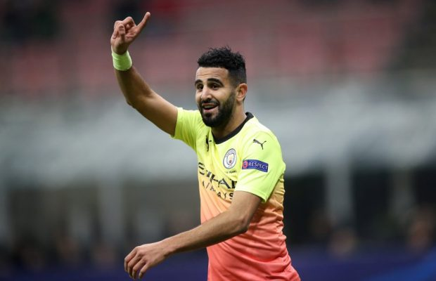 Riyad Mahrez Speaks Up About Manchester City Struggles After £60m Move