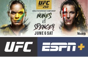 UFC 250 Live Stream Free Amanda Nunes vs Felicia Spencer