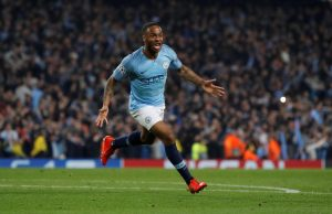 Pep lauds hat-trick hero Sterling