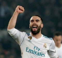 Real Madrid on track to win La Liga title says Carvajal