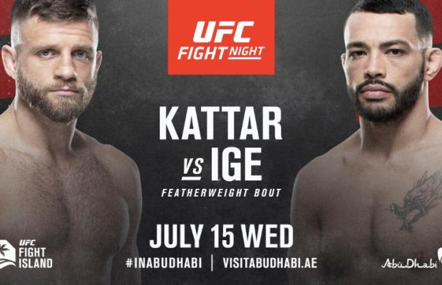 UFC Fight Night 172 Odds Calvin Kattar vs Dan Ige Betting Odds & Tips!