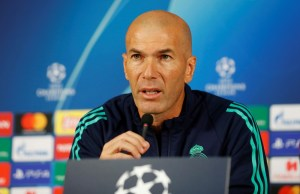 Zidane claims his players deserve more respect