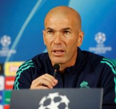 Zidane explains reason behind post-match reaction