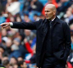 Zidane on Real Madrid criticism